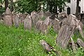 Old Jewish Cemetery in Prague-Josefov - Prague, Czech Republic - May 19, 2019 01.jpg