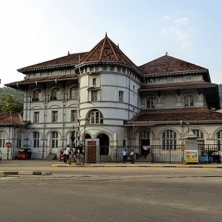 Kandy General Post Office