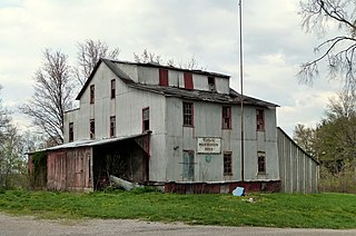 Old Morrison Mill United States historic place