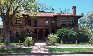 Old North End Historic District (Colorado Springs, Colorado) - Stewart House