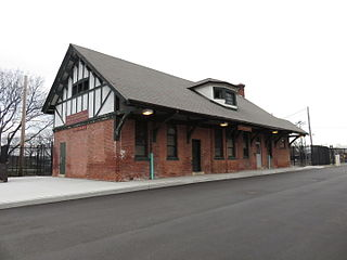 Oyster Bay station United States historic place