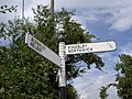 Old Signpost. - geograph.org.uk - 507182.jpg