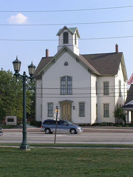Old Town Hall Strongsville