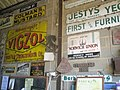 Old advertising signs seen at the Lord's Farm Vintage Meet - geograph.org.uk - 1330302.jpg