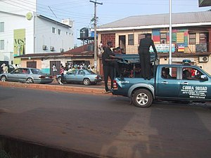 Awka - Decaying Infrastructure