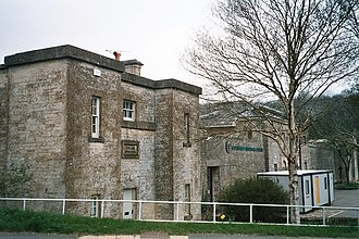Northleach - The former House of Correction, built in 1791 and extended in 1842