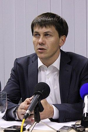 Oleg Efrim - Image: Oleg Efrim (1 Dec 2011)