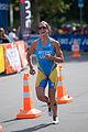 Olesya Prystayko - Triathlon de Lausanne 2010.jpg