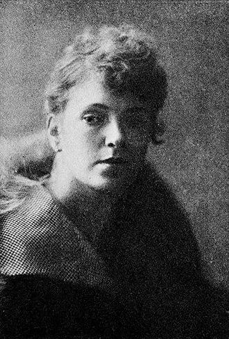 Olga Baclanova - Olga Baclanova in 1922