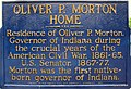 Oliver P. Morton Home.jpg