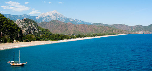 Olympos beach cropped
