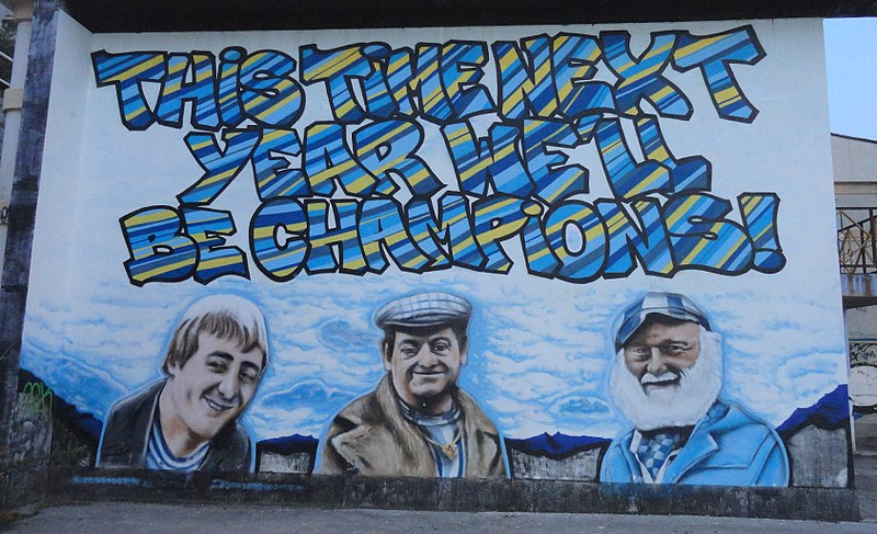 Datoteka:Only Fools And Horses Graffiti in Rijeka 1.jpg