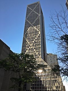 building in Chicago, Illinois, United States