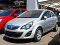 Opel Corsa 1.4 Essentia 2014 (13911859130).jpg