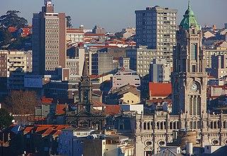 Porto metropolitan area Place in Porto