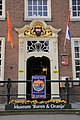 Oranjemuseum Buren (the Dutch King of Oranje) in a very traditional decorated Dutch house - panoramio.jpg