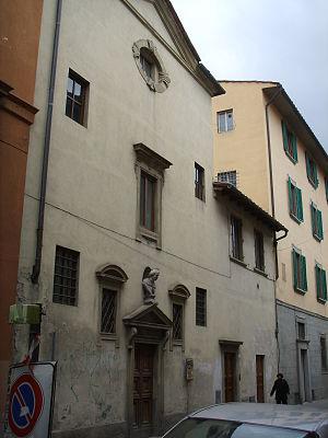 Oratory of St Thomas Aquinas, Florence