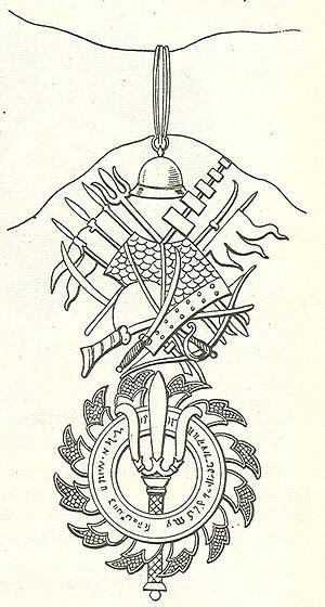 Order of the Royal House of Chakri - Image: Orde van Chakri Thailand