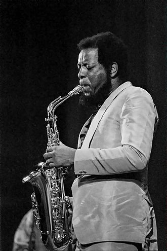 Ornette Coleman - Coleman in 1971
