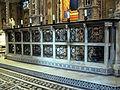 Orsanmichele, interno, tabernacolo dell'orcagna 04.JPG