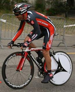 Óscar Pereiro Spanish cyclist