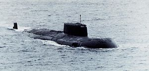 Project 949 class submarine