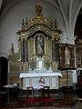 Ossé (35) Église Saint-Sulpice Intérieur Mobilier 01.JPG