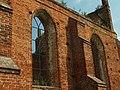 Ostaszewo, rozvaliny kostela II.JPG