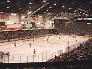Ottawa Civic Centre interior.