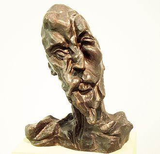 Otto Gutfreund - Otto Gutfreund, Don Quixote, 1911–12