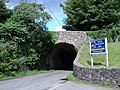 Overbridge, on the road, south of Dunchideock - geograph.org.uk - 1458050.jpg