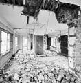 Overzicht woonvertrek tijdens renovatie - Hoek van Holland - 20347139 - RCE.jpg
