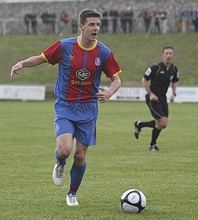 Owen Garvan Irish association footballer
