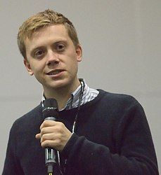 Owen Jones in 2016