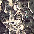 Oya Gold Mine Ruins aerial photograph.jpg