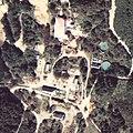 Oya Gold Mine Ruins aerial photograph.jpg