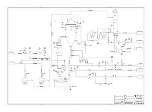 piping and instrumentation diagram - wikipedia, Wiring diagram