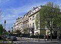 P1240611 Paris XVI Square des Écrivains-Combattants-Morts-pour-la-France rwk.jpg
