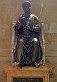 P1270371 Paris XVIII eglise St-Pierre statue St-Pierre rwk.jpg