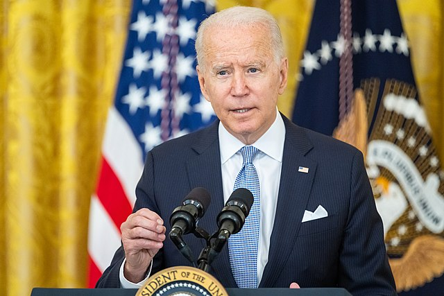 Listen: Everything You Need to Hear About Biden's New Pandemic Plan