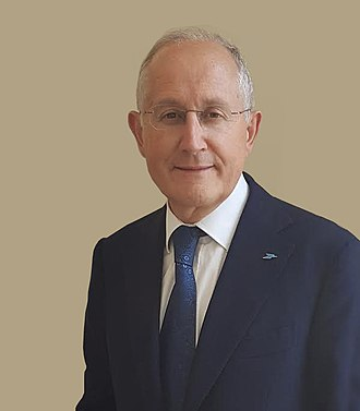 Philippe Wahl - Wahl in 2017