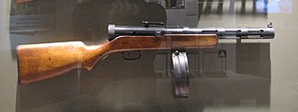 PPD-40 - Image: PPD 34 38 SMG