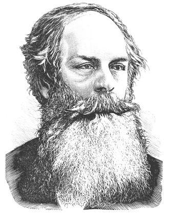 John Turtle Wood - John Turtle Wood in 1875