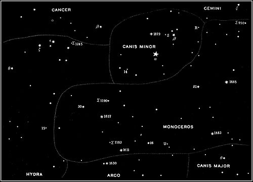 PSM V46 D313 Wonders of the night sky map 3.jpg