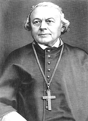 Karl Josef von Hefele - Karl Josef von Hefele (1869)