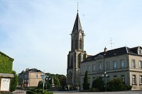 Padoux mairie église écoles 01.JPG