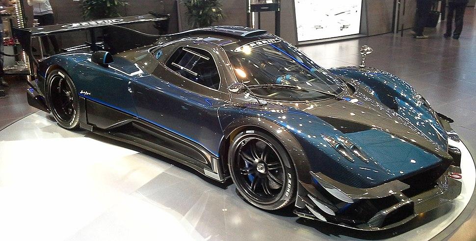 Pagani Zonda Revolucion 01 -- Geneva Motor Show -- 2014-03-09