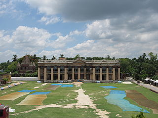 Palace at Puthia, Rajshahi.JPG