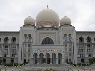 Highest court of appeals in Malaysia