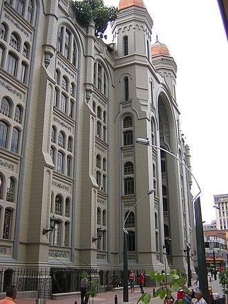 Agustín Goovaerts - Image: Palacio Nacional Medellin